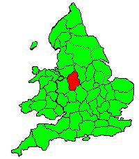 The Potteries district   Stoke on Trent is made up of six main towns