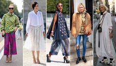 10 Street-Style Inspirations For Your Chicest 2015