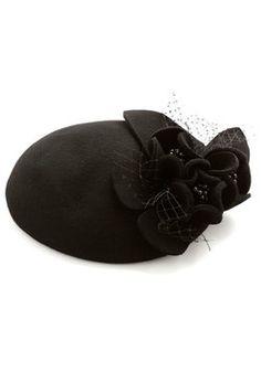 Posh the Limit Hat, #ModCloth
