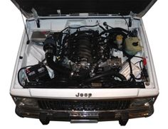 The Novak Guide to Installing Chevrolet & GM Engines into the Jeep XJ Cherokee / Wagoneer & MJ Comanche