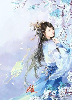 @夏927采集到橙光立绘(45图)_花瓣 Art Anime, Anime Art Girl, Art Costume, Beautiful Fantasy Art, China Art, Creative Pictures, Cool Paintings, Chinese Painting, Fantasy Girl