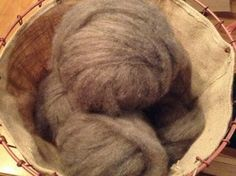 Clearwater Farm: What Do You Do With All Of That Wool? Making Roving