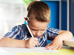 Diktáty a pravopisné cvičenia pre prvákov School, Hair Styles, Beauty, Ideas Para, Home, Vestidos, Learning To Write, Kids Learning, Read And Write