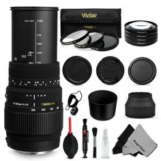 Sigma 70-300mm f/4-5.6 DG Macro Lens for Nikon D5300 D5200 D3300 D3200 D3100 #Sigma #nikon #D3200 #macro #filterkit #telephoto #zoom