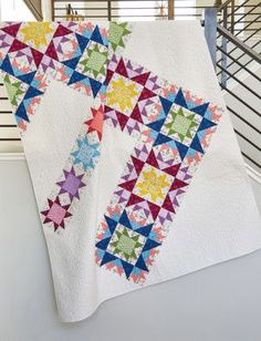 Star to Star Quilt Pattern Download