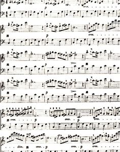 Printable Sheet Music by marianne