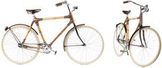 Bamboe bicycles