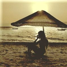 Under my umbrella by Utopic Man