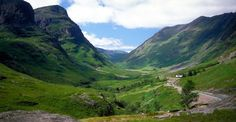 Glencoe, Scotland Glencoe, in the heart of the Highlands, is without doubt one of Scotland's most famous and scenic glens. Travel from Gl. Glencoe Scotland, Scotland Tours, Scotland Hiking, Scotland History, Scotland Trip, Scotland Uk, Edinburgh Scotland, Scotland Travel, West Highland Way