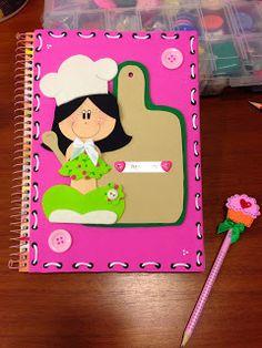 toys - Reciclagem divertida e artesanato: Caderno Para Receitas