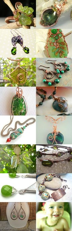 Spring Whispers Life by Karynlee Awianidv Berstecher on Etsy--Pinned with TreasuryPin.com