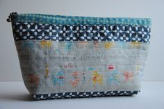 https://flic.kr/p/dwgvnq | Zippered Pouch | New zippered pouch for my sister who…