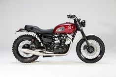The 'Clubman' by  LSL-Motorradtechnik of Germany looks like it could be from one of the big four.
