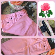 Beautiful light pink RL walking/golf shorts So beautiful and summery in the light pink colorSo upset I can't wear theseThey have only been worn a couple of times!!! Ralph Lauren Shorts