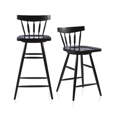 Beautiful Stools Crate and Barrel