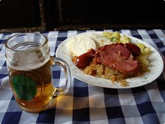 Typical Slovak Food #bratislava #stagdo