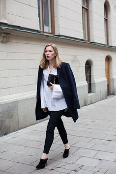Stockholm Fashion Week: Behind the Scenes with Top Swedish Bloggers | Bloglovin' Fashion | Bloglovin'