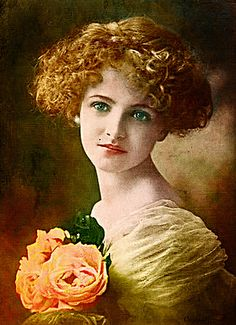 ๑ Nineteen Fourteen ๑ historical happenings, fashion, art & style from a century ago - 1914 girl