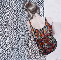 Lezanne Kotze | Bakuba Blanket | Art For Sale | StateoftheART