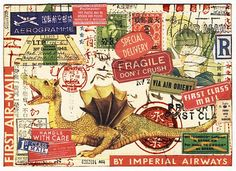 Colorful Adventures: More Mail Art