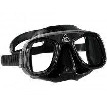 Cressi Superocchio maski musta