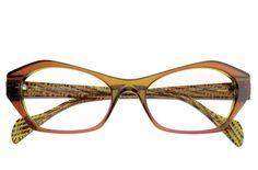 PRINT 1 | Face a Face | Designer Face a Face eyewear | Acetate Eyeglasses