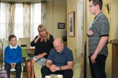 EastEnders spoilers: Ben Mitchell's liver transplant plans are thrown into jeopardy next week - DigitalSpy.com