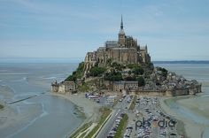 Other view of Mont-Saint-Michel