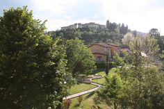 Property for sale in Tuscany Cetona Italy - Village House > http://www.italianhousesforsale.com/property-italy-s436---l%27aiuola-fiorita---cetona-1751.html