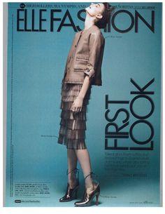 Elle Fashion First Look