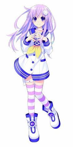 Hyperdimension Neptunia Nepgear