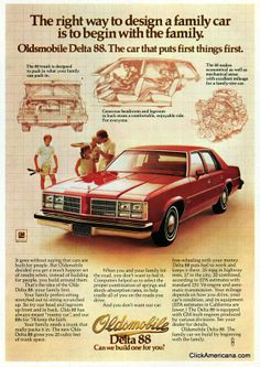 8 vintage Oldsmobile ads: Can we build one for you? (1970s)
