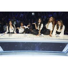 fifth harmony at the xfactor uk 2014 Dinah Jane, I Miss U, Fifth Harmony, American Girl, Girl Group, Two By Two, Lady, Wwe Female, Female Wrestlers