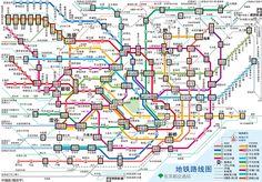 地鐵路絲圖