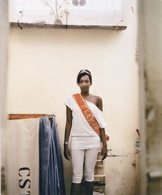 24of60Daniele Ramos, 23. Winner, �Miss Penetencaria� Prison Beauty Contest. Rio, Brazil 2008 by Zed Nelson  From The Series Love Me