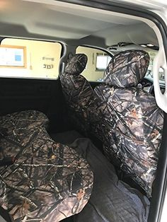 Durafit Seat Covers, Lost C, Dodge Ram Crew Cab Front and Back Seat Truck Seat Covers, Exact Custom Fit, in Lost Camo Endura Fabric Dodge Ram Crew Cab, Dodge Ram 1500, 2018 Ram, 2018 Dodge, Dodge Accessories, Truck Seat Covers, Hunting Stuff, Back Seat, Lost