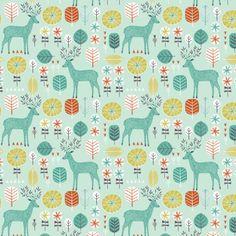 Retro_Deer by Bethan_Janine
