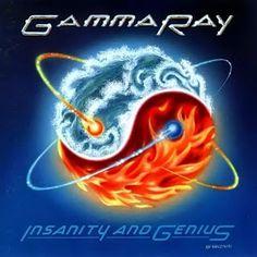 Gamma Ray band  | Gamma Ray – Insanity And Genius (1993) | Free mp3