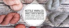 Kettle Yarn Co. British Yarns.