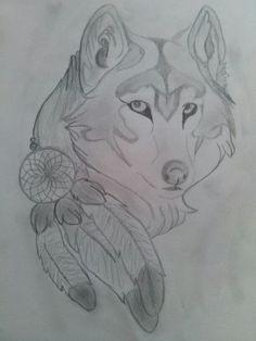 34 Mejores Imágenes De Lobos A Lapiz Wolf Drawings Drawing
