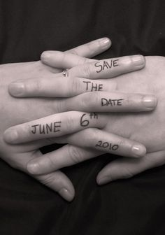 Finger written save the date photo idea. See more here: 27 Cute Save the Date Ph . - Popular image - Finger written save the date photo idea. See more here: 27 Cute Save the Date Ph … – - Wedding Save The Dates, Wedding Pics, Wedding Engagement, Our Wedding, Dream Wedding, Wedding Stuff, Trendy Wedding, Wedding Things, Engagement Parties