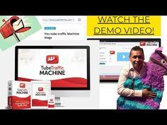Tube traffic machine a wordpress plugin Demo best🐓 in the market includes the besttheme Wordpress Guide, Wordpress Plugins, Wordpress Theme, Software, Free Training, Marketing, Best Web, Hd Video, Videos