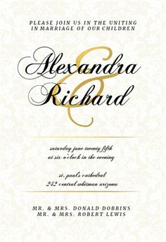 Invitation Templates For Free Alluring Free Wedding Invitation Templates  Greetings Island  Wedding .