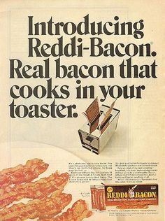 Mmmm... Bacon.