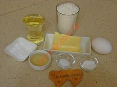 Sirkeli Tuzlu Kurabiye İçin Gerekli Malzemeler Glass Of Milk, Container, Drinks, Food, Drinking, Beverages, Essen, Drink, Meals