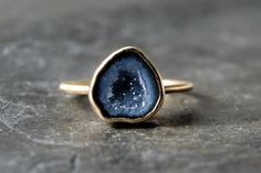 10 Etsy Jewelers You Need To Know About #refinery29  http://www.refinery29.com/best-etsy-jewelry#slide-22  Anatomi Kyla O'Connor's Madison, Wisconsin-based jewelry line Anatomi has the whole raw-gemstone thing on lockdown. Here, you can shop a variety of hand-picked fossils, geodes, and other unique gems.