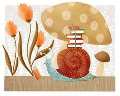 Pinzellades al món: Els animals lligen a la tardor / Los animales leen en otoño / Animals read in autumn