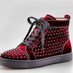 Louboutin women's sneaker
