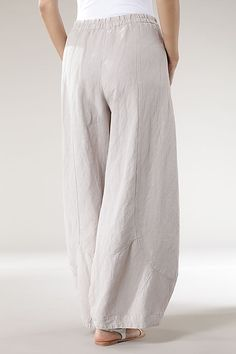 Trousers Briony -100% Linen