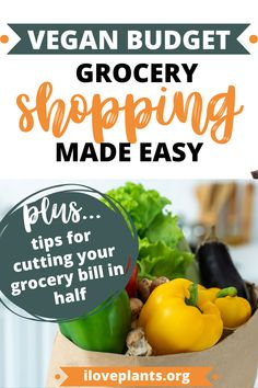 Vegan budget grocery list and and recipes ideas. Super healthy vegan budget foods that are must-try! Vegan budget meals that are plant based and completely delicious. This article makes eating vegan budget easy. Vegan Budget, Cheap Vegan Meals, Vegan Transition, Eating Vegan, Vegan Lifestyle, Budget Meals, Food Lists, Make It Simple, Plant Based